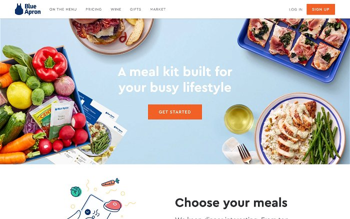 Blue Apron - Ranks and Reviews
