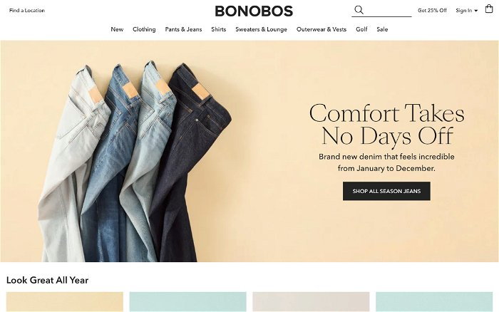 Bonobos - Ranks and Reviews