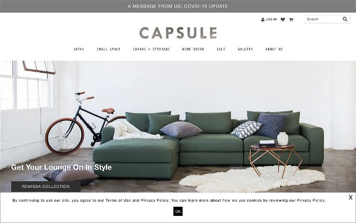 Capsule Home - Ranks and Reviews