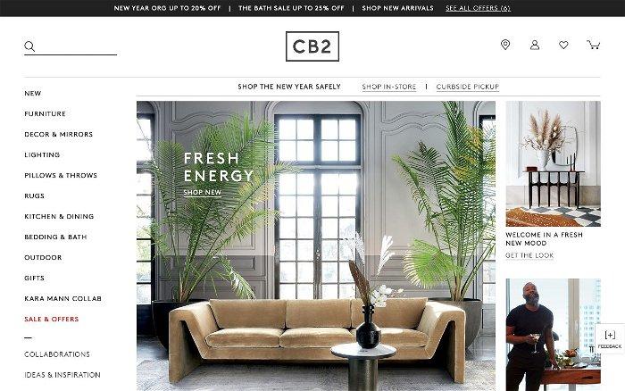 CB2 - Ranks and Reviews