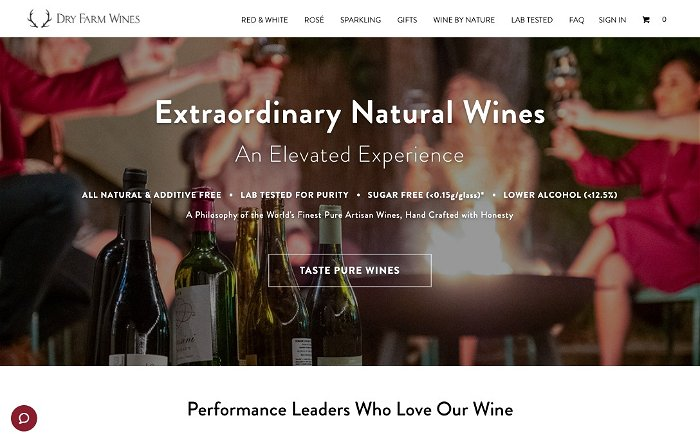 Dry Farm Wines - Ranks and Reviews