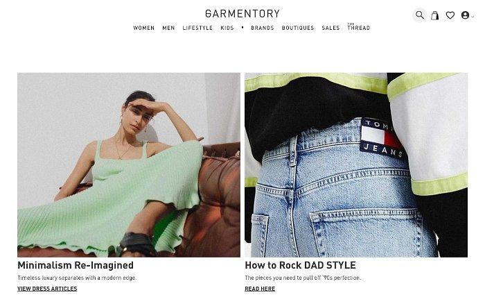 Garmentory - Ranks and Reviews