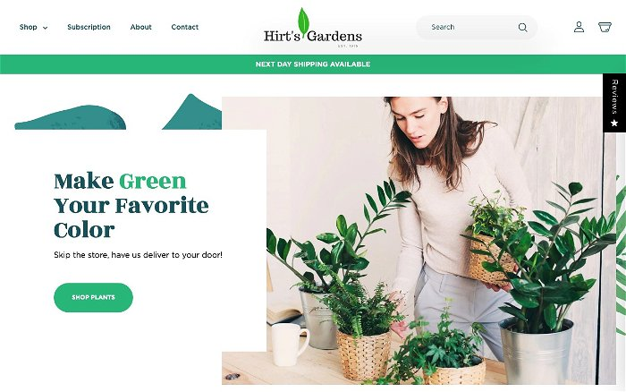 Hirt's Gardens - Ranks and Reviews