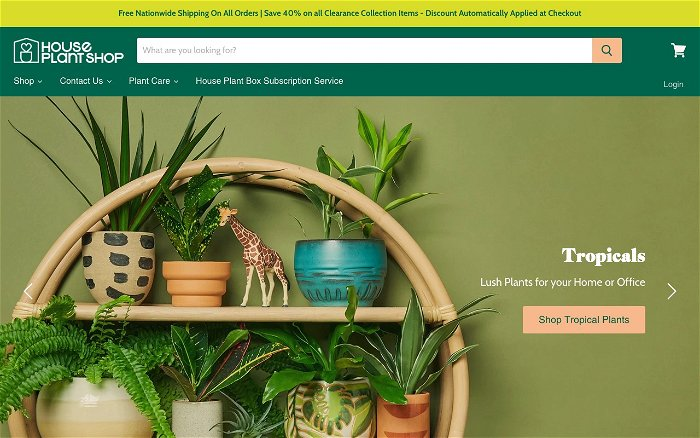 House Plant Shop - Ranks and Reviews