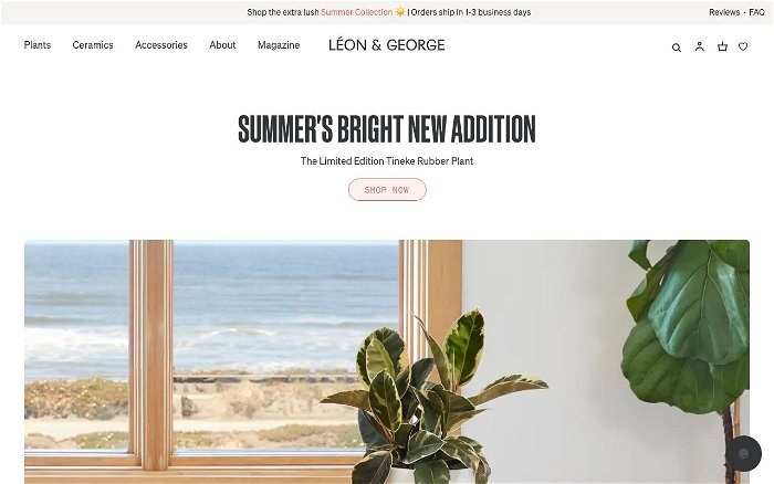 Léon & George - Ranks and Reviews
