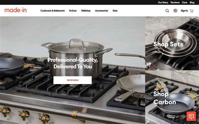 Made In Cookware - Ranks and Reviews
