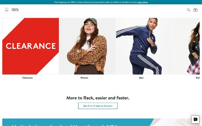 Nordstrom Rack - Ranks and Reviews