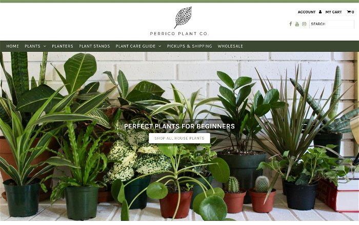 Perrico Plant Co - Ranks and Reviews