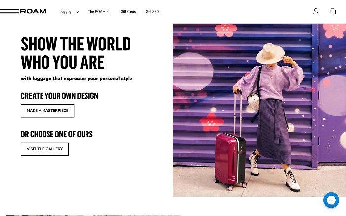 ROAM Luggage - Ranks and Reviews