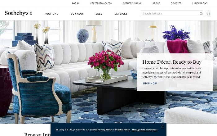 Sotheby's Home - Ranks and Reviews
