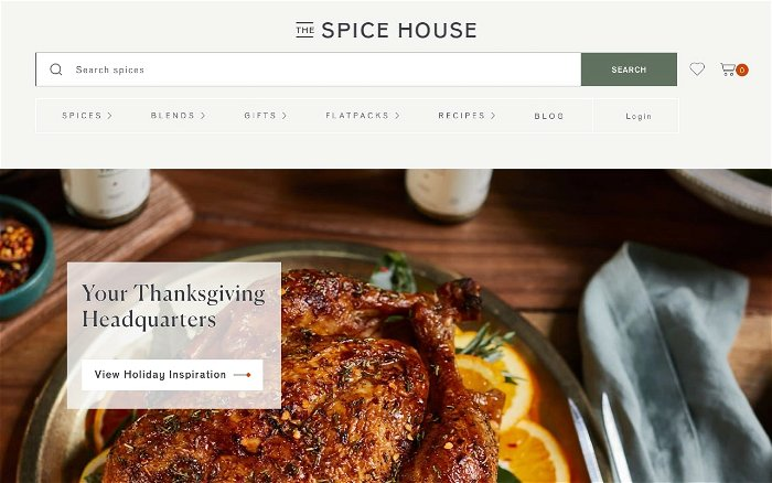The Spice House - Ranks and Reviews
