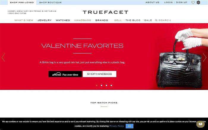 TrueFacet - Ranks and Reviews